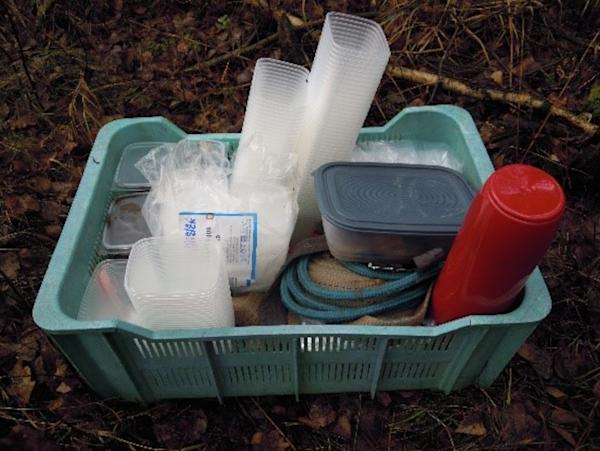 Ausrüstung für die Flussanalyse