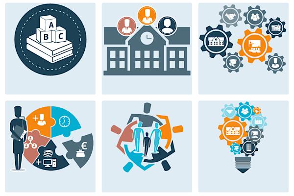 European Toolkit for Schools areas