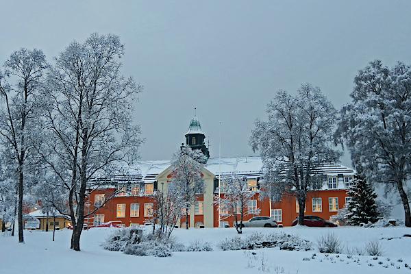 Gymnasium Kongsbakken, Tromsø, Norwegen