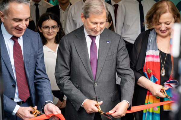 Launch of EU School in Georgia