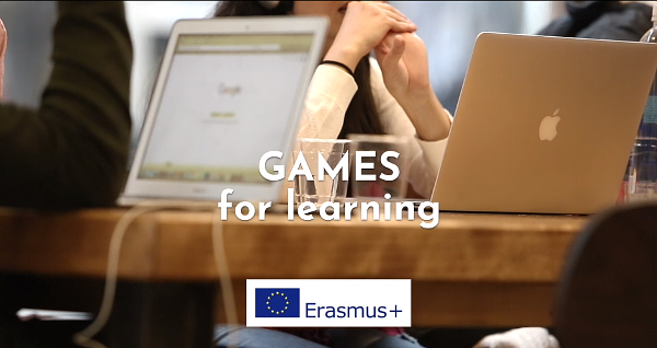 GAMES for Learning header