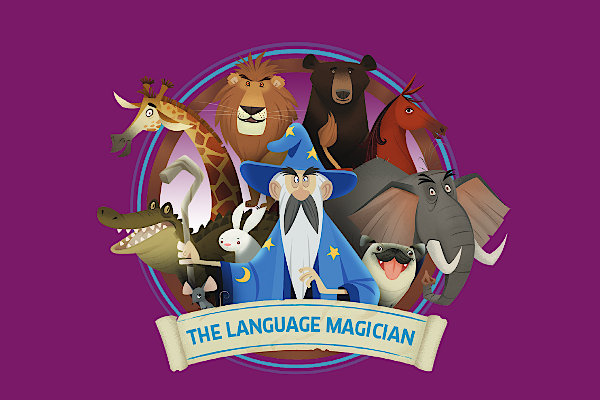 Language Magician project logo