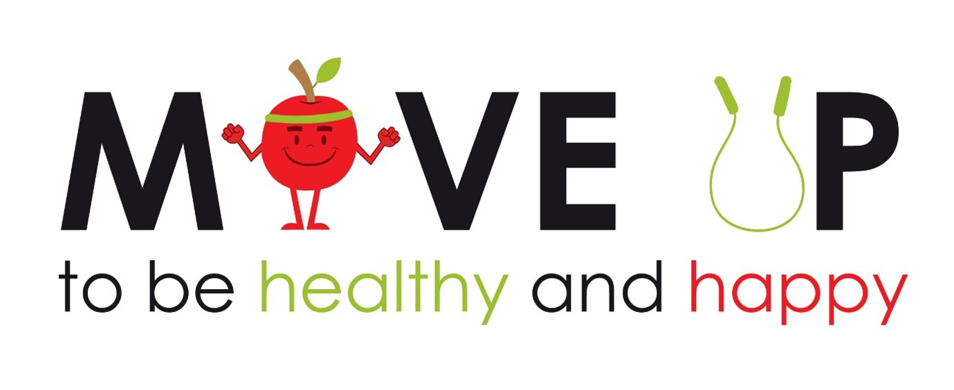 Move up to be healthy and happy Erasmus project