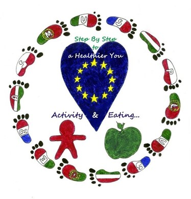 Small Steps to a Healthier You Erasmus project