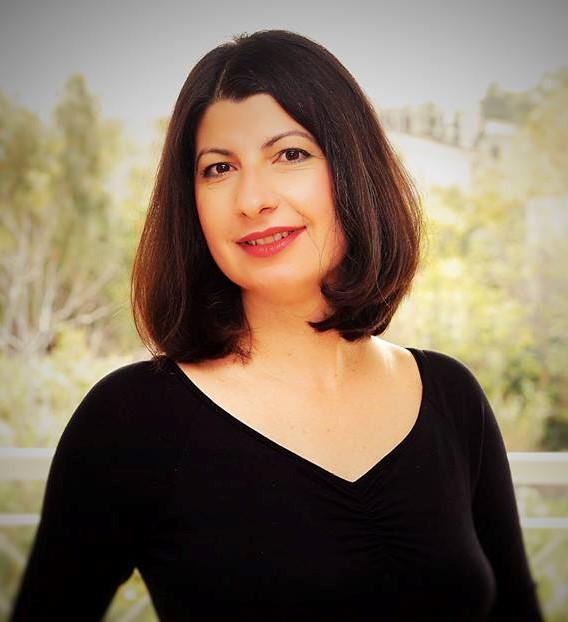 Portrait of Stamatina Anastopoulou
